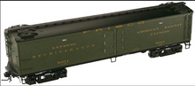 Atlas O Frisco (SLSF) 53' GACC wood express  reefer