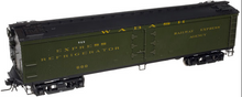 Atlas O WAB 53' GACC wood express  reefer