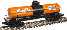Atlas O Hooker Chemical 8000 gallon tank car