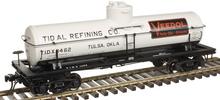 Atlas O Veedol/Tidal refining 8000 gallon tank car