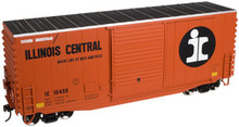 Atlas O IC 40' Hy-cube box car, 3 rail or 2 rail