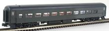 Golden Gate Depot Santa Fe modernized heavyweight passenger coach, 3 or 2 rail