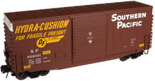 Atlas O Special Run SP 40' Hy-cube box car, 3 rail or 2 rail
