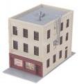 MTH 30-9096 O gauge CJ's Textiles 3-story city factory building
