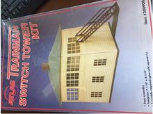 Atlas O Trainman Switch Tower Kit