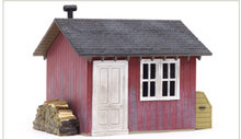 Woodland Scenics O gauge Work Shed