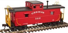 Pre-order for Atlas O Virginian Magor Steel Caboose