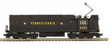 MTH Premier PRR E-44 electric, 3 rail with P3.0