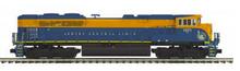 MTH Premier CNJ SD-70  diesel, 3 rail, P3.0