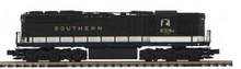 MTH Premier Southern SD-24  diesel, 3 rail, non powered