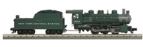 MTH Railking Imperial P&LE/New York Central System 0-6-0 switcher 3 rail with P3.0