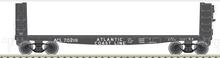 Pre-order  Atlas O ACL 40' pulpwood flat car, 3 rail or 2 rail