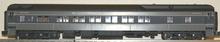 Golden Gate SP 2 tone gray  8 car passenger train, 2 rail