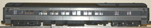 Golden Gate SP 2 tone gray  6 car passenger train, 2 rail