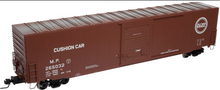 Atlas O C&EI/MP 60' auto parts  box car,  3 rail or 2 rail