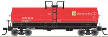 Pre-Order Atlas O  PPG  Chemical 11,000 gallon tank car, 3 rail or 2 rail