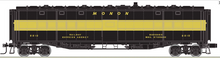 Pre-order Atlas O Monon Baggage/express converted troop Kitchen  car