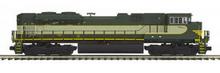 MTH Premier Erie SD70ACe, 2 rail, Proto 3.0, DCC