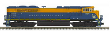 MTH Premier Jersey Central  SD70ACe, 2 rail, Proto 3.0, DCC