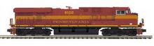MTH Premier PRR  ES-44AC, 2 rail, Proto 3.0, DCC