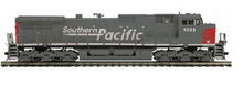 MTH Premier SP GE C44-9W   diesel, 2 rail, P3.0,  sound, cruise, exhaust