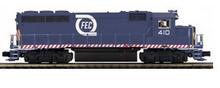 MTH Premier FEC GP-40   diesel, 2 rail, P3.0,  DCC sound, cruise, exhaust