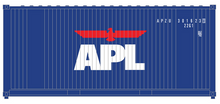 Pre-order for package of 2 Atlas O  APL  20' containers