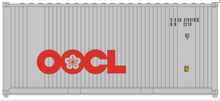 Pre-order for package of 2 Atlas O  OOCL 20' containers