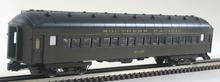 Golden Gate Depot SP green 70' harriman coach car,  3 rail or 2 rail