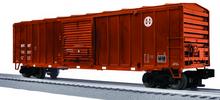 LionScale (former Weaver) BNSF  50'  modern box car, 3 rail