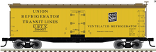 Pre-order for Atlas O Soo Line 40' wood reefer, 3 rail or 2 rail