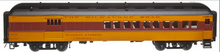 Atlas O Milwaukee Road  60' combine passenger car,  3 rail or 2 rail