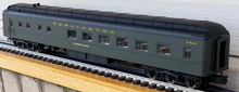 Pre-order for Golden Gate  85' Hvywt Dining car, AVAILABLE IN 24 DIFFERENT ROADS