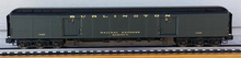 Pre-order for Golden Gate  Depot 70' Hvywt Baggage car, AVAILABLE IN 24 DIFFERENT ROADS