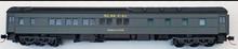 Golden Gate Depot Erie dining car , 2 rail