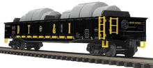 MTH Premier Detroit Toledo & Ironton Mill Gondola Car w/ Coil Steel Load, 3 rail