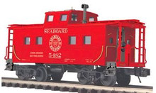 MTH Premier SAL  Northeastern Style steel Caboose , 3 rail