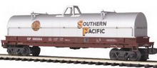 MTH Premier Southern Pacific Coil Car (Silver), 3 rail