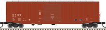 Pre-order for Atlas O (trainman) Susquehanna (NYSW) 50' 1970's and later style box car,