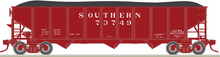 Pre-Order for Atlas O Southern (1950's small letters)  3 bay 40' hopper car