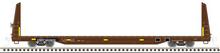 Pre-order for Atlas O CSX  62' Bulkhead Flat car, 3 rail or 2 rail