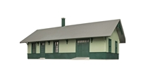 Atlas O Riverton Station  Kit