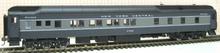 Golden Gate Depot NYC 2 tone gray 8-1-2 heavyweight  sleeper, 2 rail or 3 rail