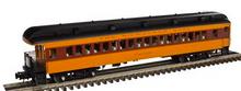 Pre-order for Golden Gate  Depot MILW  85' Heavyweight Observation car, 3 rail or 2 rail