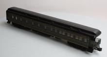 Pre-order for Golden Gate  Depot Erie (green)  85' Heavyweight Observation car, 3 rail or 2 rail