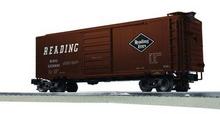 Lionel / Weaver Reading 40' PS-1 box car, 3 rail
