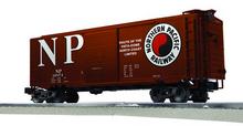 Lionel / Weaver Northern Pacific 40' PS-1 box car, 3 rail