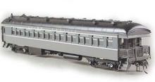 Golden Gate Depot UP 2 tone gray  70' harriman passenger   5 car set ,  2 rail