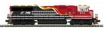 MTH Premier  NS SD-60E 1st Responders Unit, 2 rail, w/Sound and smoke. proto 3.0