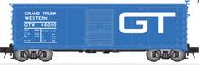 Atlas O GTW USRA steel 40' box car, 3 rail or 2 rail